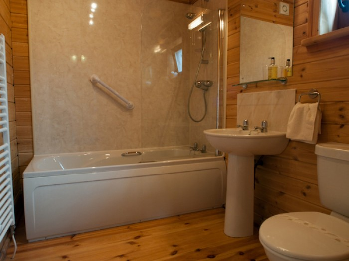 Little Owl Lodge bathroom