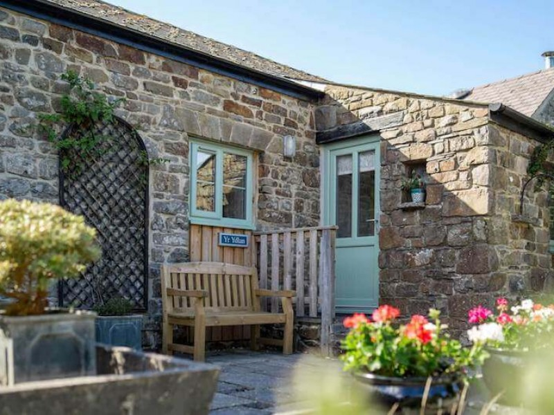 Yr Ydlan At Cwm Connell Coastal Cottages