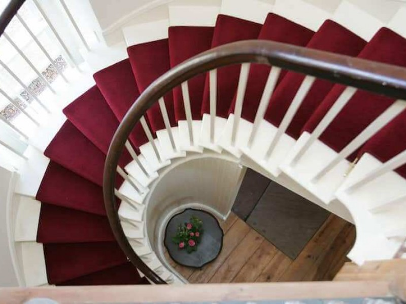 Assynt House staircase