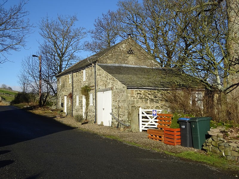The Barn At Holwick