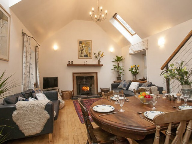Steading Cottage At Crosswoodhill Farm Holiday Cottages