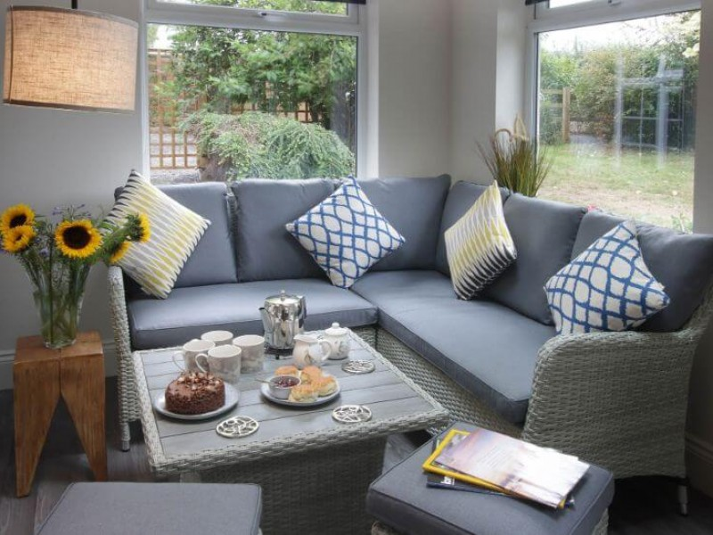 Old Barn House - Lounge Area