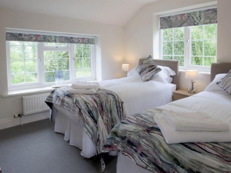 Old Barn House - Bedroom: Holly