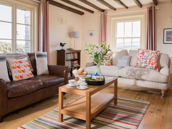 The Holiday Cottage At Trevigue