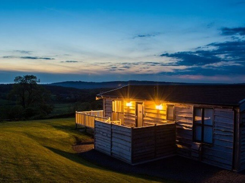 Curlew Lodge At Moonrise Lodges