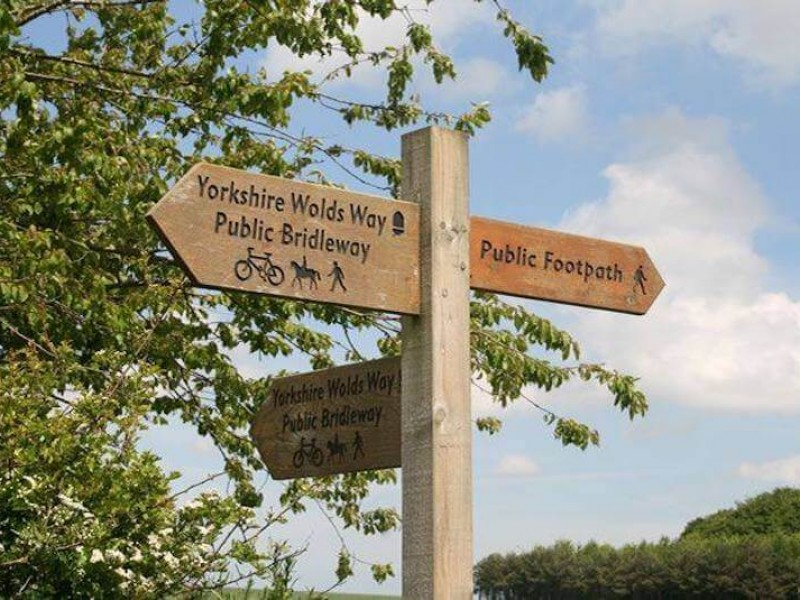 Discover the Yorkshire Wolds