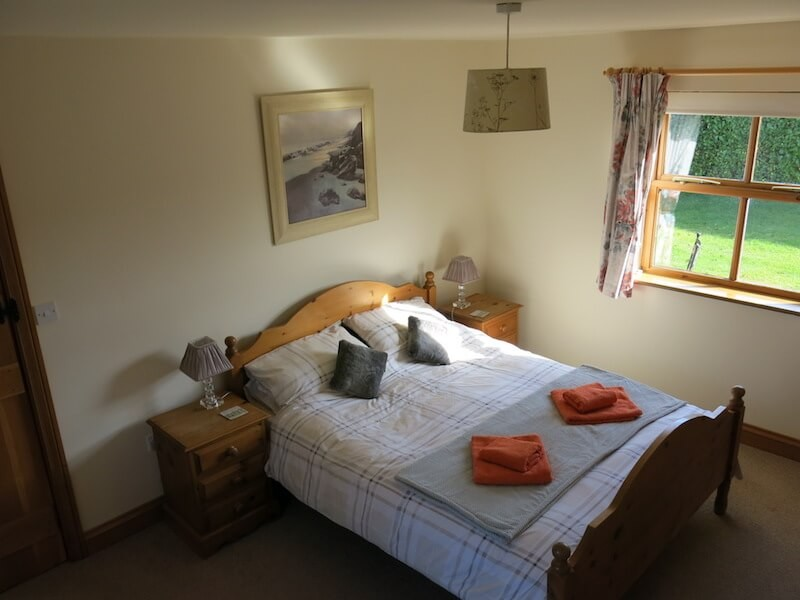 The Felbrigg king size bedroom