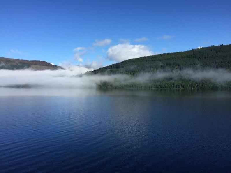 Magical Loch views