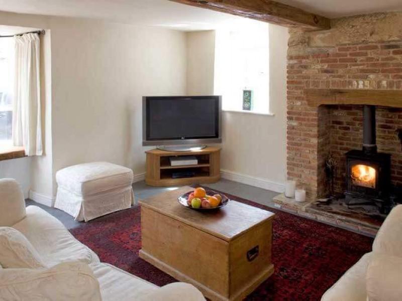 Morton House - TV room