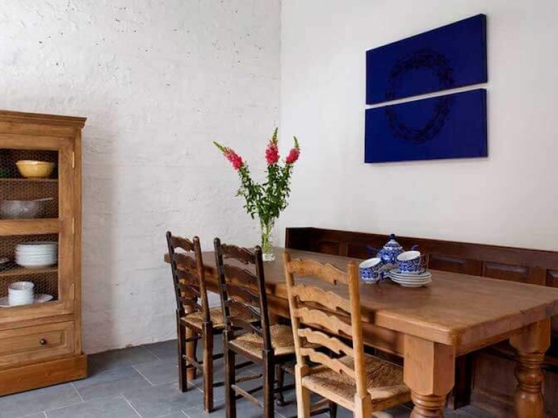 Morton House - 7ft dining table