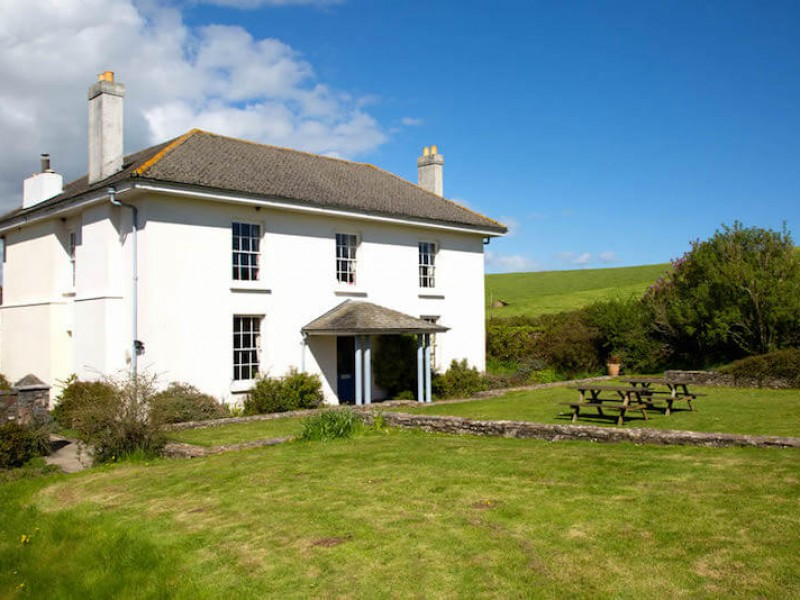 Lambside House At Carswell Farm