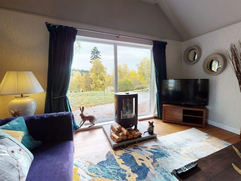 Speyside Suite At The Hollies Highland Lodges