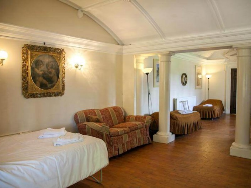 The Wing Double and two single beds