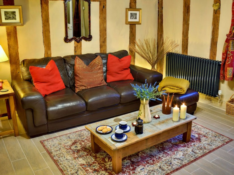 Meadow View Cottage At Woodfarm Barns