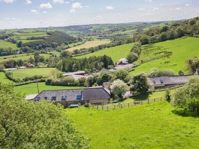 North Devon Country Cottage