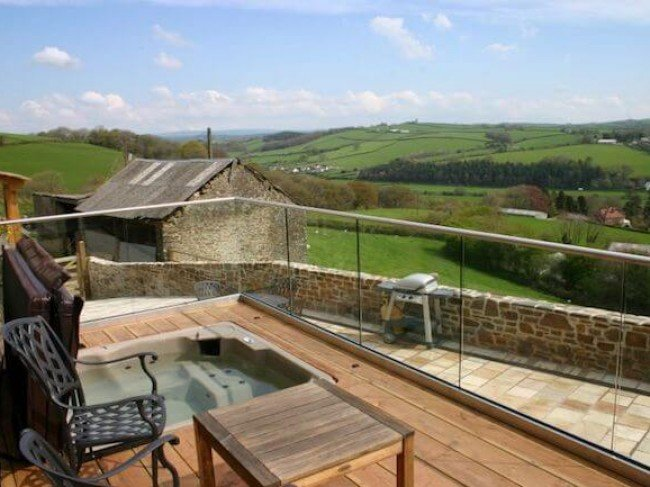 Hot Tub Cottage Devon