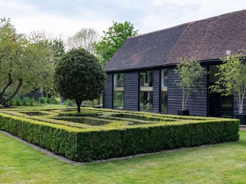 The Tithe Barn, Stowting