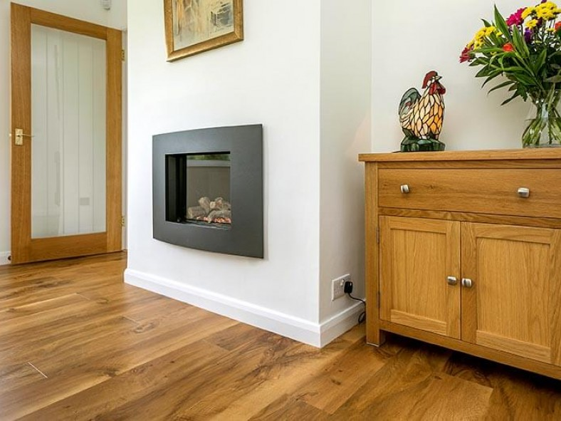 Dining Room - Real Flame Gas Fire