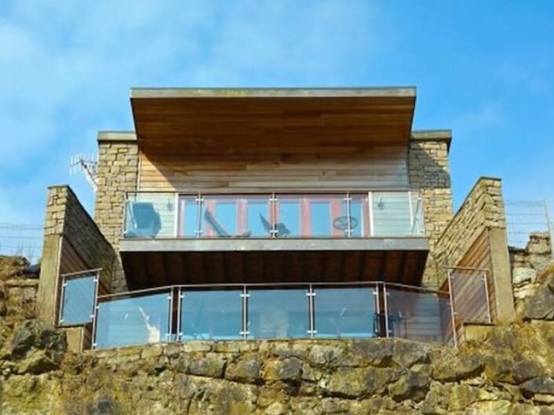 Jackdaw Quarry Lodge