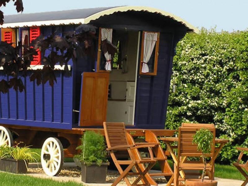 Showmans Wagon
