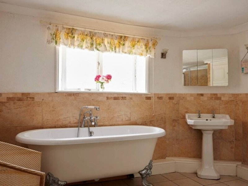 Bathroom Yorkshire Cottage