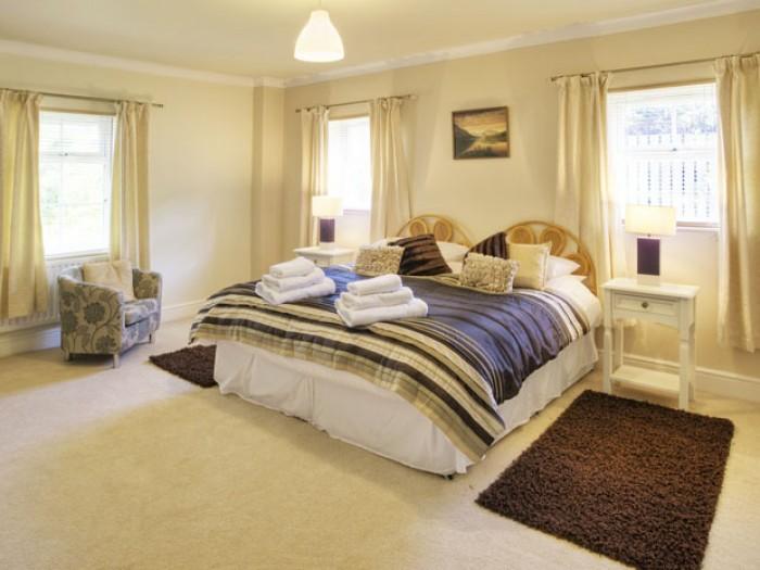 Bedroom Sea Dreams Cottage