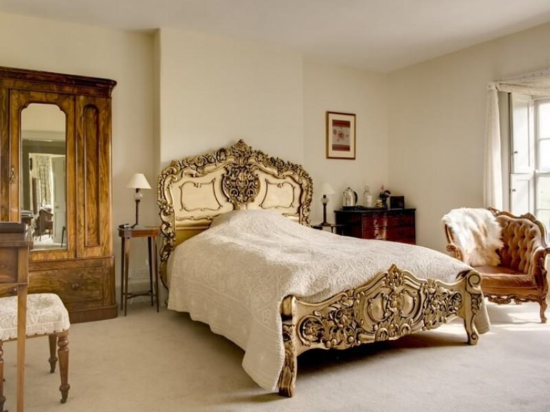 Bedrooms Launceston Farmhouse