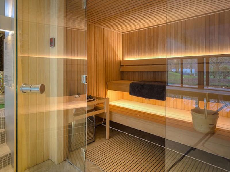 Sauna at The Shippon At Mirefoot