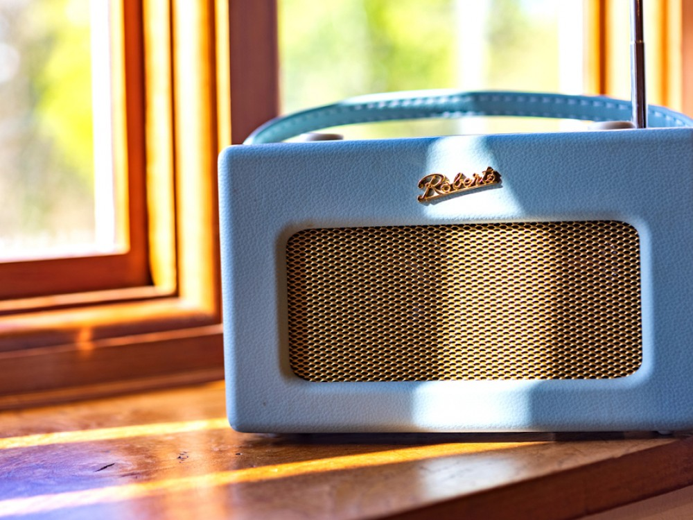 DAB Roberts Radios in all cottages