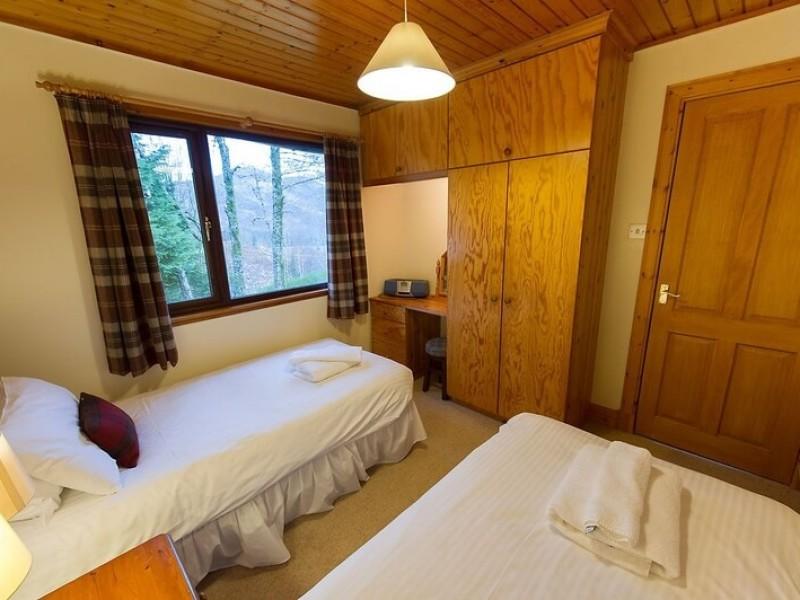 Otter Lodge at Portnellan