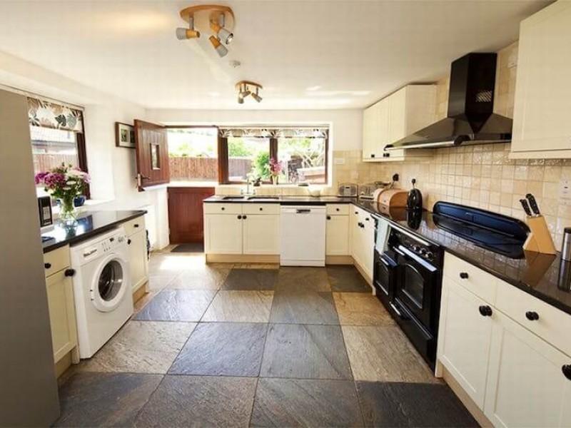 Kitchen  at Walnut Arbour