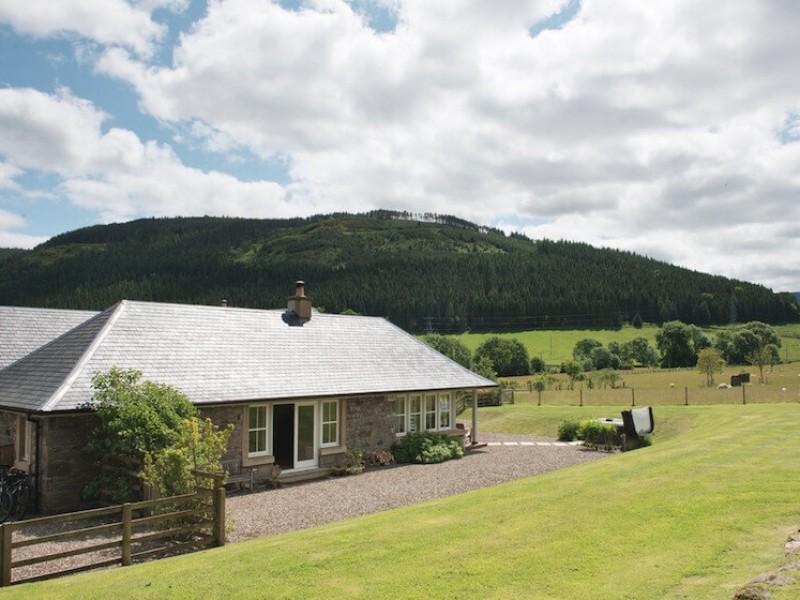 Croftgarrow Steading Perthshire