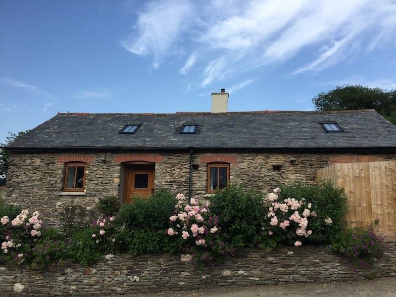 The Barn - Hot Tub Cottage Exmoor