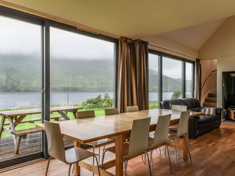 Lochside At Dornie Lodges