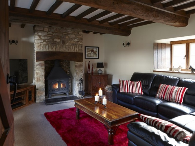 Byre Cottage At Red Doors Farm