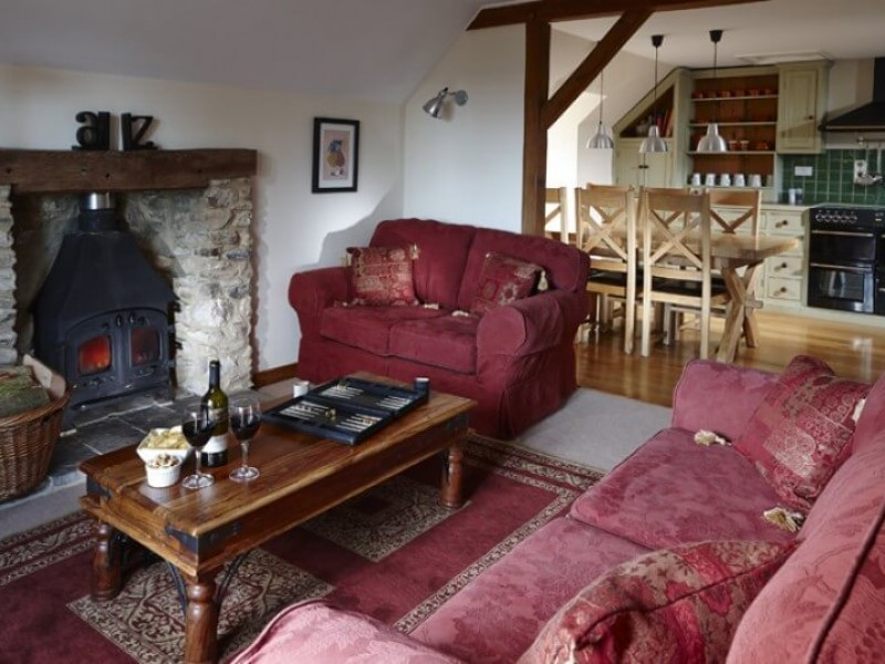 Orchard Cottage At Red Doors Farm