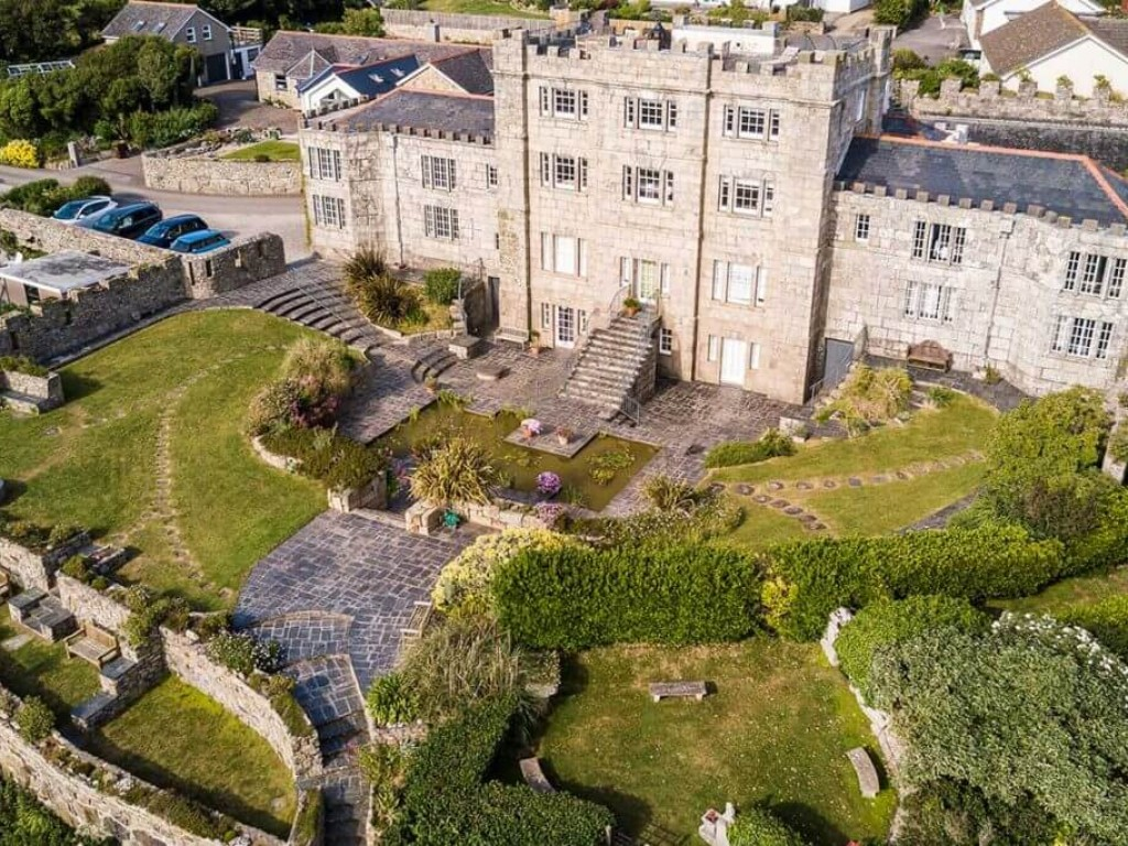 North Wing, Acton Castle, Cornwall