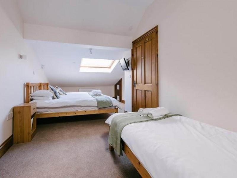 Triple en suite bedroom