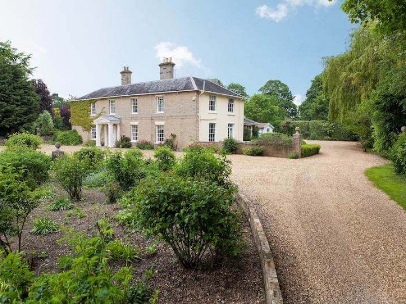 Vicarage House -Great Hockham