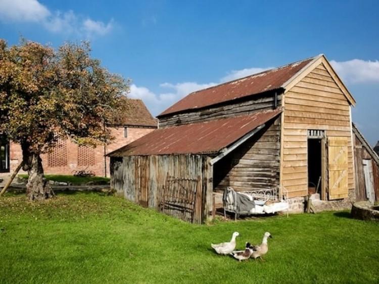 Tenbury Cottage At Redford Farms Barns
