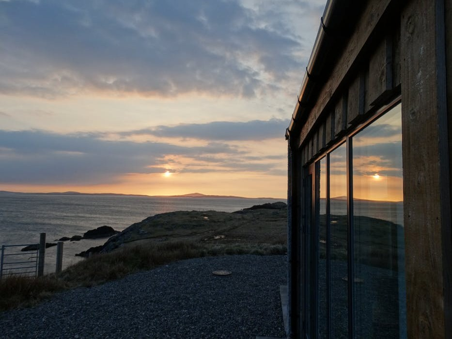 The Other House At Sound Of Harris