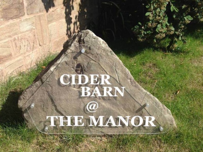 Cider Barn At The Manor