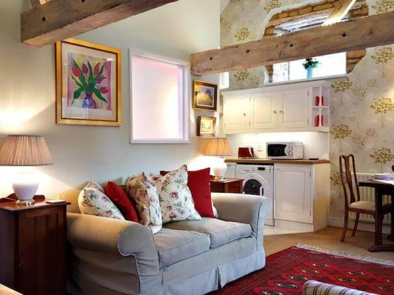 Coach Cottage At River Nene Cottages