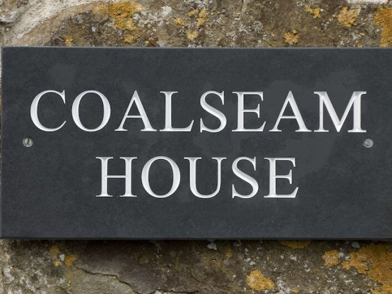 Coalseam House At Coed Haroldston