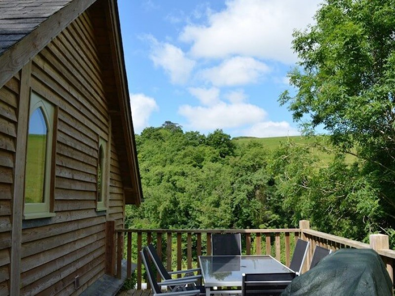 Orchard Lodge At Flear Farm Cottages