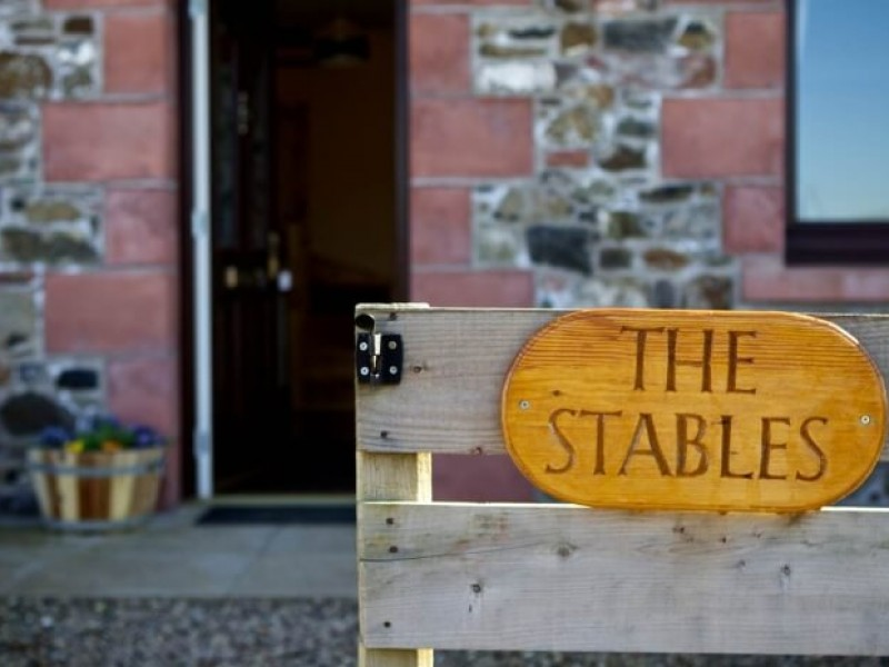 The Stables - Beautiful Farm Cottage in the heart of Perthshire