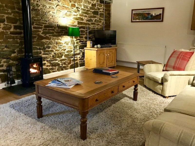 Shippon At Tredarrup Holiday Cottages