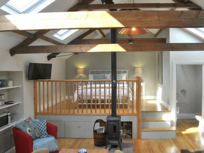 Hay Loft At Southlands Farm Cottages