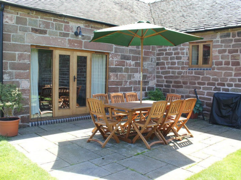 The Old Shippon At Sambrook Manor Holiday Cottages