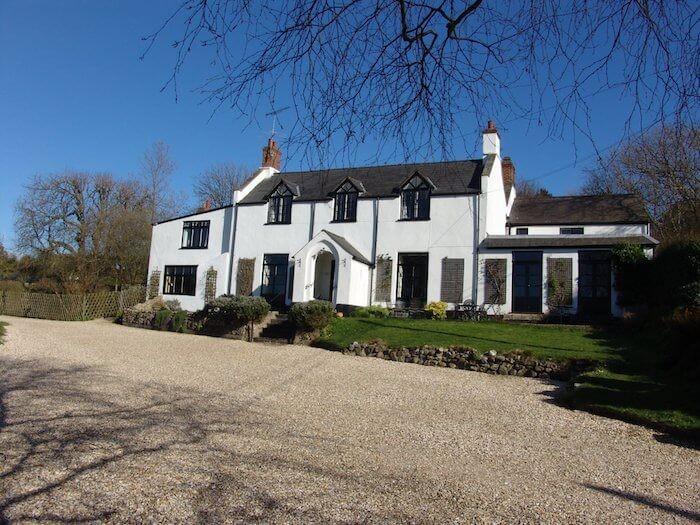Stonebarrow Manor